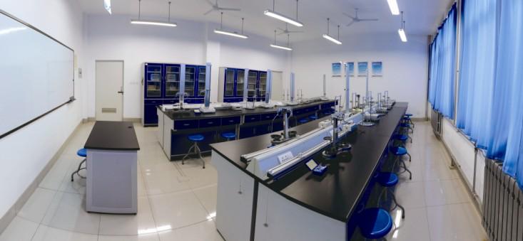 物理系力学实验室